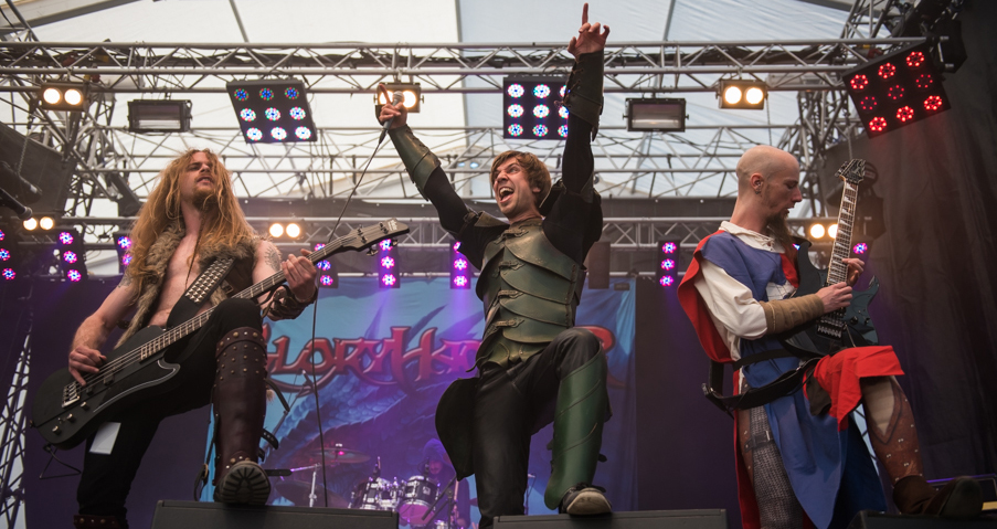 sweden rock 2015 gloryhammer