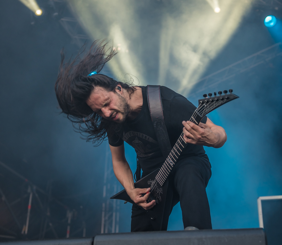 sweden rock gojira